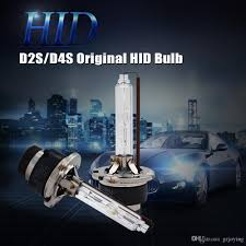 skyjoyce high quality d2s d4s 5500k hid xenon l bulb ac 12v 35w