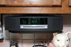 bose kitchen radio under cabinet i3 kitchen radio under cabinet