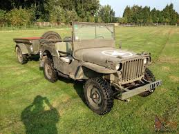 1942 M.B. Willys Jeep