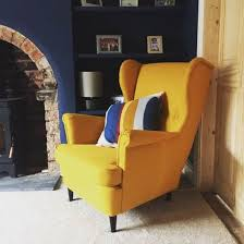 green mustards must have mustard yellow chairs