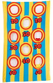 Fun Express Canvas Bean Bag Toss Game