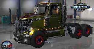 INTERNATIONAL LONESTAR V. 2.3.1 Truck -Euro Truck Simulator 2 Mods