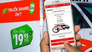 100 How Much To Rent A Uhaul Truck UHaul Introduces Selfservice Using Your Smartphone Camera