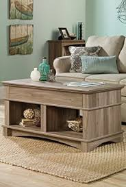 Sauder Harbor View Dresser Salt Oak by Sauder Harbor View Lift Top Coffee Table In Salt Oak Wall U0027s