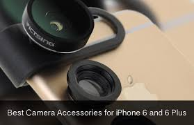 Best iPhone 6 and iPhone 6 Plus Camera Accessories to Enjoy