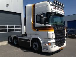 100 Truck Retarder SCANIA R500 6X2 King Ot Road Tractor Units For Sale Truck