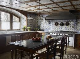 Kitchen Cabinets Rustic Spanish Furniture Design Black Style