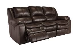 American Freight Reclining Sofas by Buy Long Knight Brown Reclining Sofa By Signature Design From