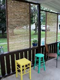 Go for the patio privacy screen – CareHomeDecor