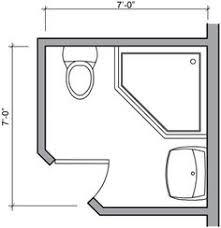 Basement Bathroom Designs Plans by Best 12 Bathroom Layout Design Ideas Bathroom Floor Plans