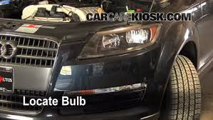 headlight change 2007 2015 audi q7 2009 audi q7 premium 3 6l v6
