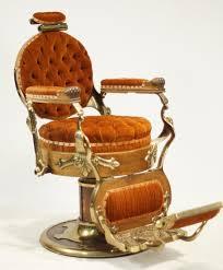 Koken Barber Chair Antique by Barber Chair Congress Model Ca 1890