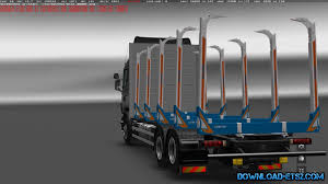 100 Truck Simulator Download Tuning For Scania Rs By Rjl V2 2 Euro 2