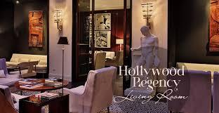 Side Tables For A Hollywood Regency Living Room