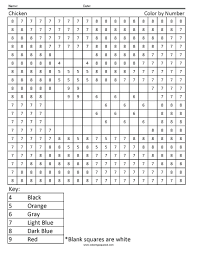 Free Subtraction Coloring Worksheets For Second Grade Hard 1st Fun