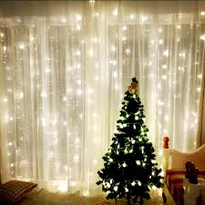 Ebay Christmas Trees Australia by 9 8ftx9 8ft 300 Led X Mas Wedding Party String Fairy Curtain