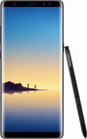 Samsung Galaxy Note8 64GB Unlocked Black SM N950UZKAXAA Best Buy