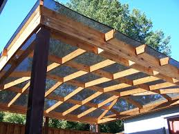 Deck Cover Ideas | HomesFeed Sugarhouse Awning Tension Structures Shade Sails Images With Outdoor Ideas Fabulous Wooden Backyard Patio Shade Ideas St Louis Decks Screened Porches Pergolas By Backyards Cool Structure Pergola Plans You Can Diy Today Photo On Outstanding Maximum Deck Pinterest Pergolas Best 25 Bench Swing On Patio Set White Over Stamped Concrete Design For Nz