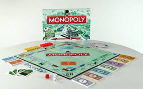 A Limited House Rules Edition Of The Popular Monopoly Board Game