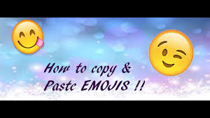 Roblox tutorial HOW TO COPY AND PASTE EMOJIS ON ROBLOX