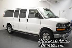 2015 Chevrolet Express Gasoline With Power Mirrors
