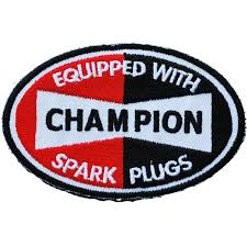 Champion Spark Plugs Motor Racing Patch Embroidery Iron-on Jacket ... 8x New Genuine Champion Spark Plug For Cadillac Deville 77l 472 Oem 4 Pack Copper Plus Small Engine Plugs Shop At Lowescom N180b Ebay Ecoclean 34 In Rcj6y Plug852eco Rc12lyc5 120 Ryobi 4cycle Plugac00164a The Home Depot Amazoncom 9701 Of 1 Automotive 792 C59yc 14mm 750 Reach 58 Hex 59 Range Cold Premium Quality Rdz4h Stens 130081 Rv15yc4 Each 303