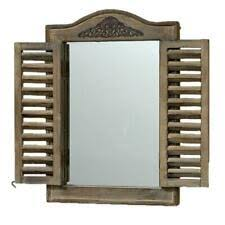 deko spiegel im landhaus stil fürs esszimmer günstig kaufen