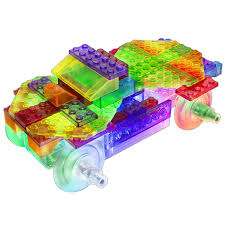 Amazon.com: Laser Pegs 8-in-1 Truck Building Set: Toys & Games
