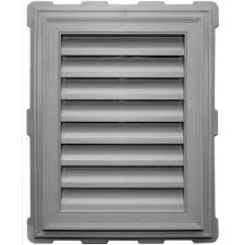 Decorative Gable Vents Products by Roofing U0026 Attic Ventilation Ventilation The Home Depot