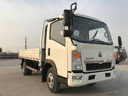 China HOWO Light Duty Yn4100qbz Load 4 Ton Cargo Truck Photos ...