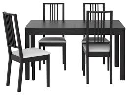 furniture famous black dining room chairs australia unbelievable