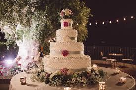Rustic Luxe Italian Wedding Cake By Lato Photography