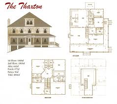 American Foursquare Floor Plans Modern by Scintillating 4 Square House Plans Photos Best Idea Home Design