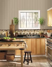 papier peint cuisine cuisine papier peint papier peint des ides pour le revisiter