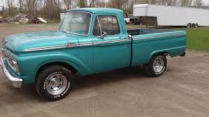 1964 Ford F100 Short Bed Pickup | G100 | Indy 2014 Pin By Jimmy Hubbard On 6166 Ford Trucks Pinterest 1964 F100 For Sale Classiccarscom F 100 Pickup Truck Youtube Marcus Smiths Is A Showstopper Hot Rod Network Busted Knuckles Photo Image Gallery Motor Company Timeline Fordcom Coe Not One You See Everydaya Flickr Reviews Research New Used Models Trend Factory Oem Shop Manuals Cd Detroit Iron Bagged And Dragged Sale 2075002 Hemmings News