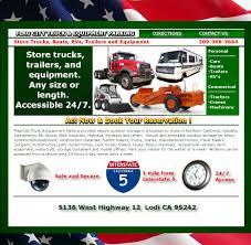 100 Interstate Truck Equipment Parking