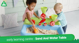 Sand U0026 Water Tables For by Early Learning Centre Sand And Water Table Youtube
