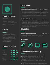 Best Technical Resume Examples Good 2017