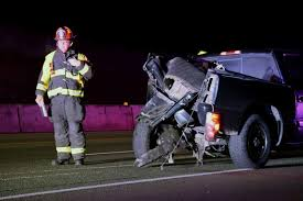 100 Interstate Truck Equipment Twocar Collision Injures At Least One On I5 Causes Extensive