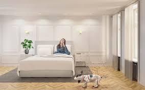 spanndecke im schlafzimmer schnell sauber installiert