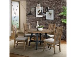 Intercon Urban Rustic Rustic 5 Piece Round Table And Chair ... Sets Decor Fo Height Centerpieces Bath Farmhouse Set Lots 26 Ding Room Big And Small With Bench Seating 20 Dorel Living 5 Piece Rustic Wood Kitchen Interior Table For Sale 4 Pueblo Six Chair By Intertional Fniture Direct At Miskelly Dporticus 5piece Industrial Style Wooden Chairs Rubber Brown Checkout The Ding Tables On Efniturehouse Cluding With Leather Thompson Scott In 2019 And Chair Extraordinary Outside