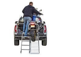 100 Truck Bed Ramp PRODUCT REVIEW STEPRAMP Dirt Bike Magazine