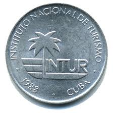 The Obverse 5 Centavo Of Cuba