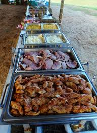 Buffet For A Country Wedding Under And Open Barn. Herb Chicken ... Best 25 Barn Weddings Ideas On Pinterest Reception Have A Wedding Reception Thats All You Wedding Reception Food 24 Best Beach And Drink Images Tables Bridal Table Rustic Wedding Foods Beer Barrow Cute Easy Country Buffet For A Under An Open Barn Chicken 17 Food Ideas Your Entree Dish Southern Meals Display Amazing Top 20 Youll Love 2017 Trends