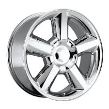 Chevrolet Tahoe 2007-2012 20x8.5 6x5.5 30 - Replica Wheel - Chrome ... Wheels For Cadillac Silverado 2500 Ebay Oem Replicas Chevy Camaro Z28 Machined Black Bigwheelsnet 20 Suburban Tahoe Polished 5 Bar Used Chevrolet Truck Sale Page 3 Cobalt 72008 Hubcap Gm Genuine 3252 Oem 22sanyone Have Them Tires Tpms Gmtruckscom 8 Lug Rims Amazoncom Suv Automotive Street Offroad Gmc Inch Wheels Rims Replica Factory Stock