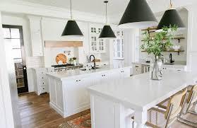 White Kitchen Idea Modern White Kitchen Decor Ideas For 2020 Covet Edition