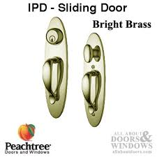 Peachtree Patio Door Replacement by Peachtree Sliding Door Parts