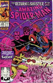 Amazon The Amazing Spider Man 335 Sinister Six David Michelinie Erik Larsen Books
