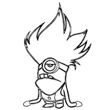 Minioncoloringpages Epic Free Printable Minion Coloring Pages