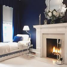 BedroomNew Navy Blue And White Bedroom Ideas Design Decor Contemporary To Interior